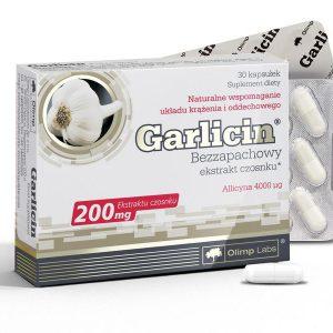 Garlicin®- szagtalanított fokhagyma kivonat, standardizált hatóanyag tartalommal