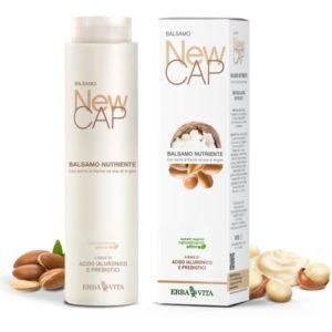 ErbaVita® NEWCAP® szerves tápláló hajbalzsam - vegyianyag mentes. Megújít és lágyan kibogoz minden hajtípust.