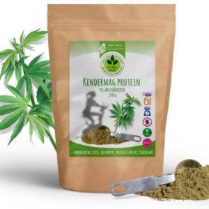 Dr. Natur étkek, Kendermag protein – plusz aminosavak, rost, ásványok, antioxidánsok, Omega zsírsavak.