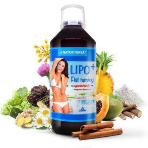 Specchiasol® Lipo+® Lapos has kúra - Azoknak fejlesztve, akiknek kritikus terület a has és a csípő!