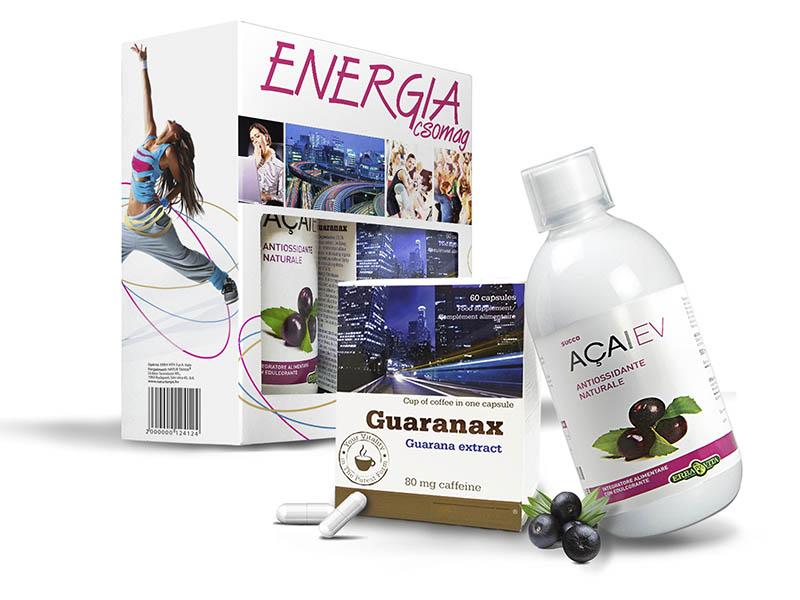 Energia csomag - Óriási energia és fokozatos fogyás. Természetes energia és fokozott anyagcsere!