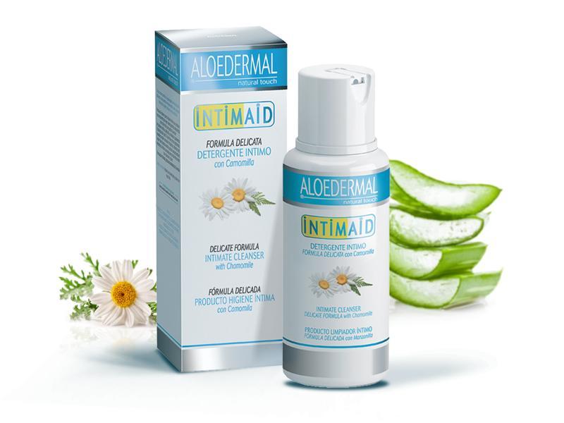 ESI® Hipoallergén tejsavas intim mosakodó Kamillás - Mindentől mentes, bőrgyógyászatilag tesztelt!