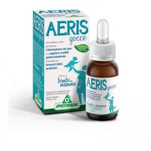 Specchiasol® AERIS csepp – Bifidobacterium infantis és gyógynövények a megfelelő bélmozgásért