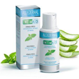 ESI® Hipoallergén tejsavas intim mosakodó Mentolos - Mindentől mentes, bőrgyógyászatilag tesztelt!