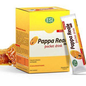 ESI® Royal Jelly 1000 - Méhpempő ivótasak. Fagyasztva szárított méhpempővel, ami 1000 mg FRISS méhpempőnek felel meg!