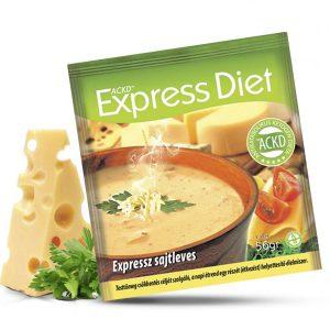 Natur Tanya® Expressz Diéta - Krémes, lágyan selymes sajtleves. Zsírégető Antikatabolikus ketogén étel.