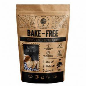 Bake-Free házi kenyér lisztkeverék 1000g