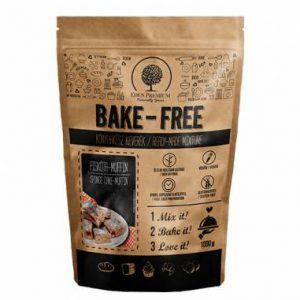 Bake-Free piskóta-muffin lisztkeverék 1000g
