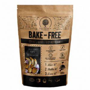 Bake-Free szénhidrátcsökkentett kenyér lisztkeverék 1000g