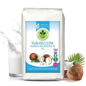 Dr. Natur étkek, Vegán kókusztejpor. A csomag egyenlő 5 kókuszdióból nyert kókusztejjel!