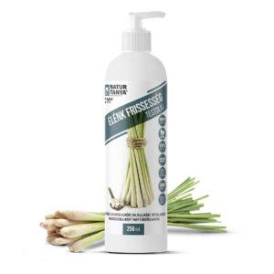 Natur Tanya® élénk frissesség testolaj indiai citromfű illóolajjal – VEGÁN 250 ml